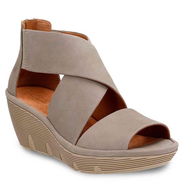 Clarks Artisan Clarene Glamour Sandal